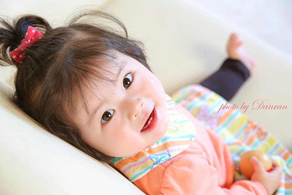 下関 赤ちゃん写真