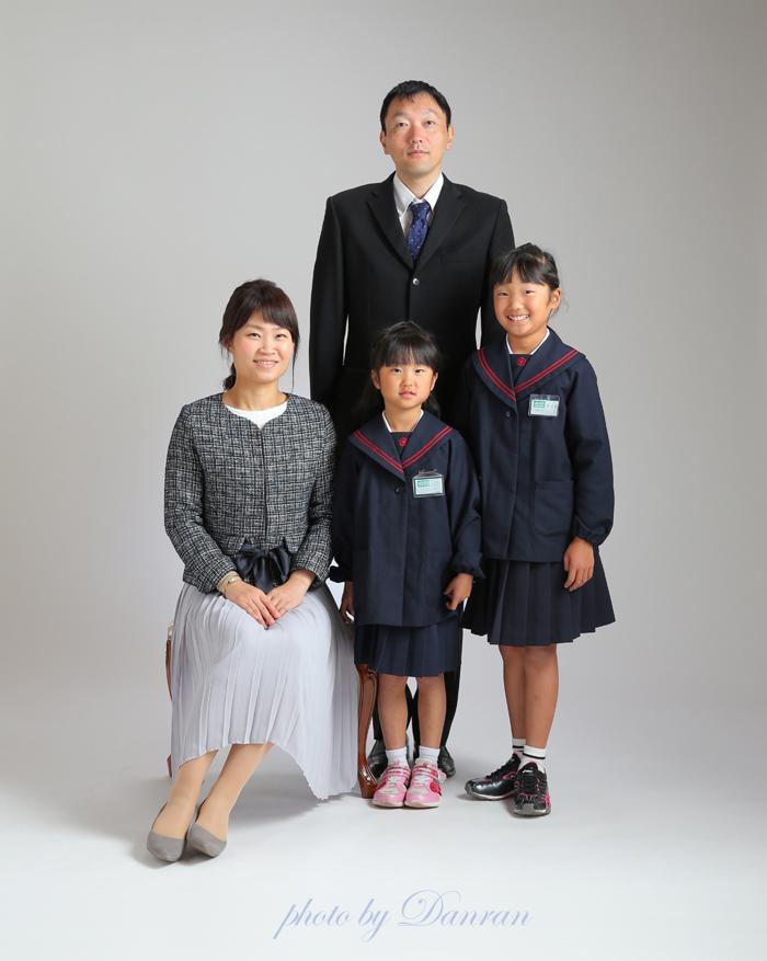 下関市 家族写真