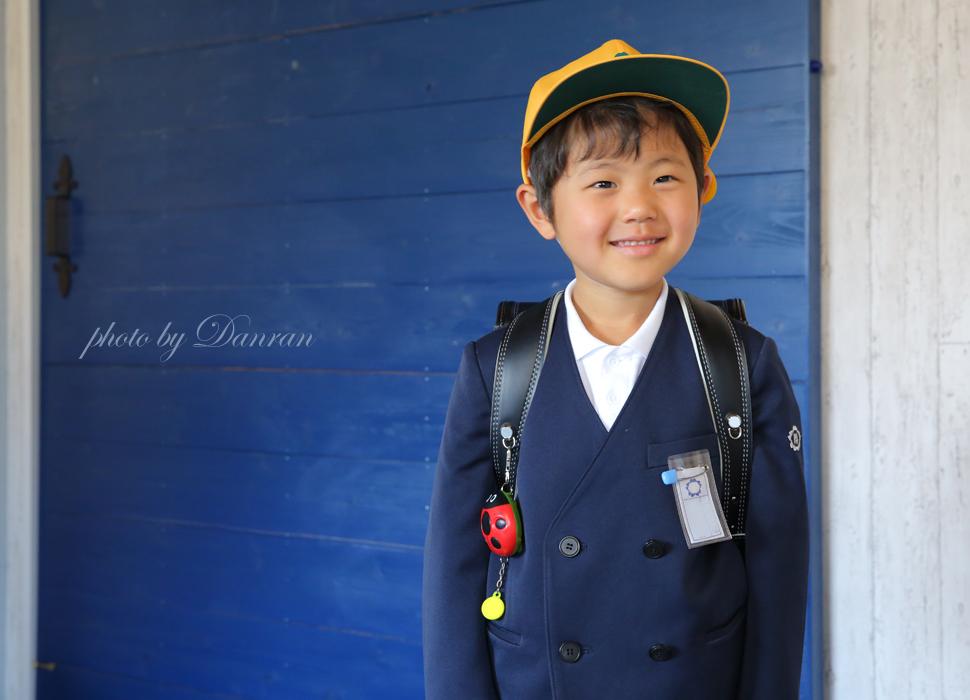山口県 下関 入学式 写真スタジオ