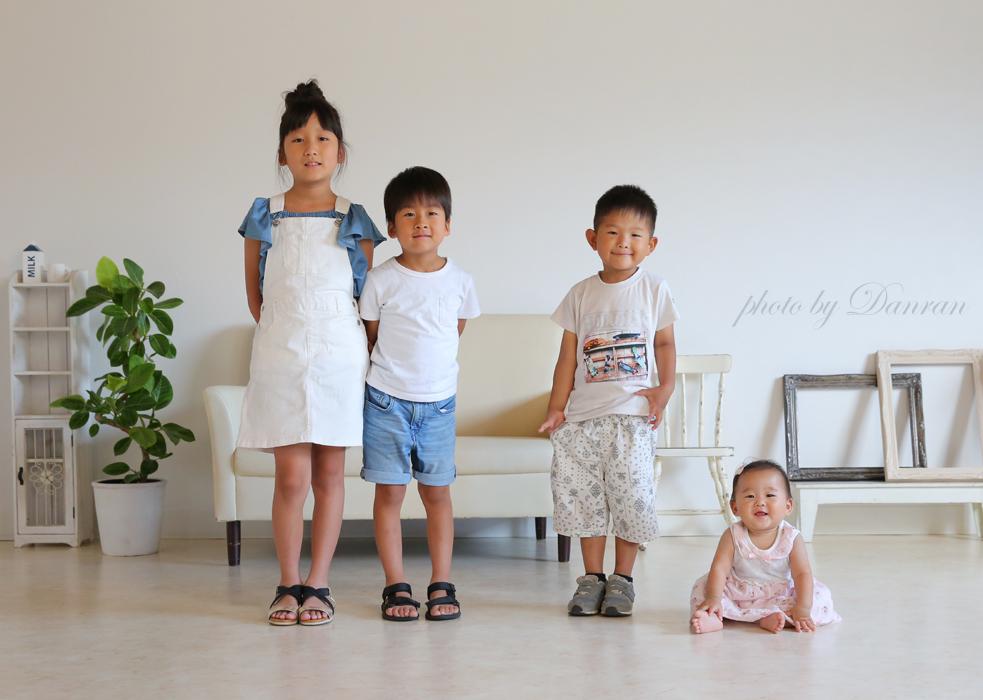 山口県、下関市、こども写真、記念写真、写真館、カメラマン