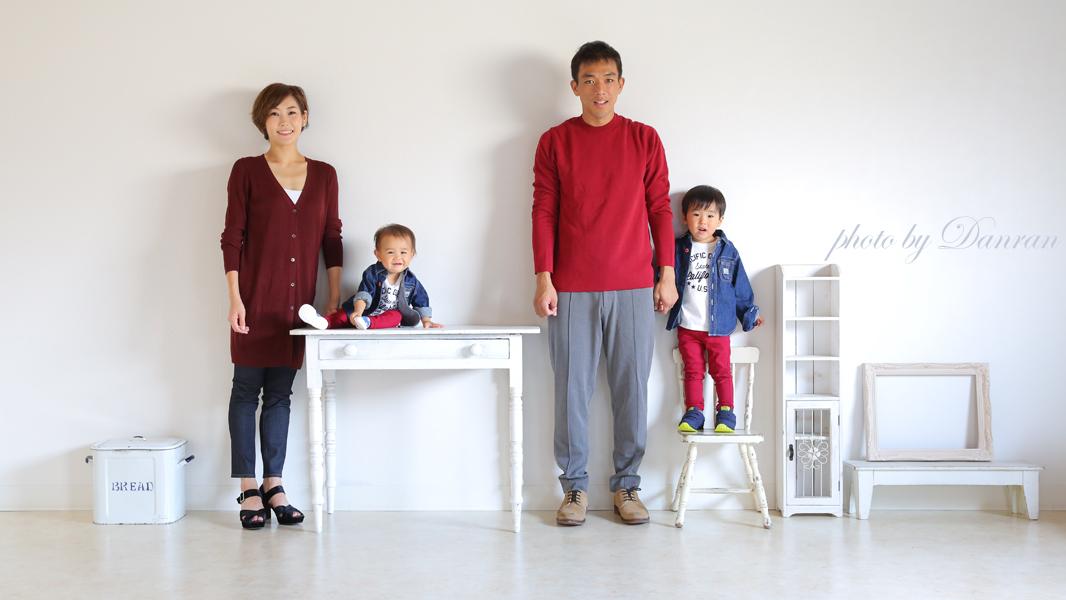 下関市 家族写真 撮影