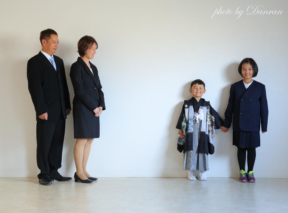 下関 家族写真 写真スタジオ