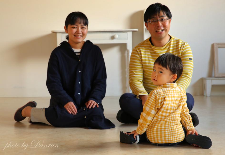 山口県 下関市 家族写真