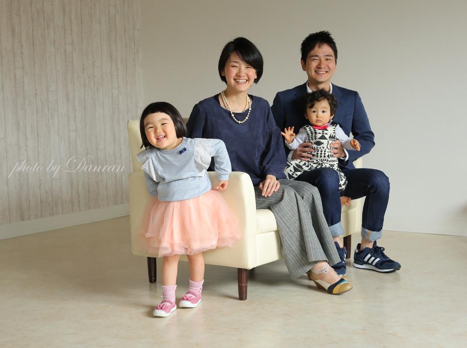 山口県 下関市 家族写真 写真スタジオ