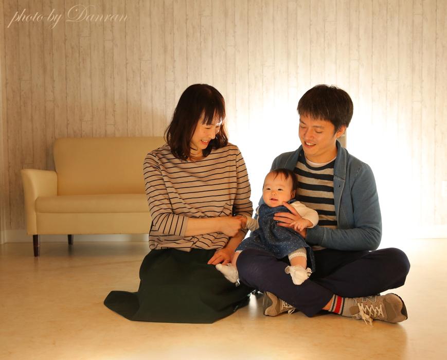 山口県 下関市 ベビーフォト 家族 写真