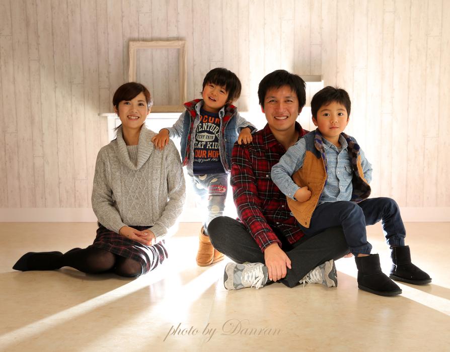 山口県 下関市 家族 写真館