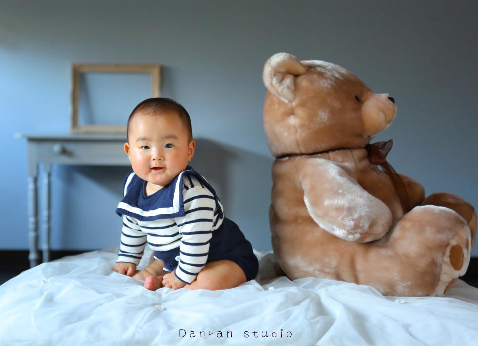 山口県 下関市 赤ちゃん 写真