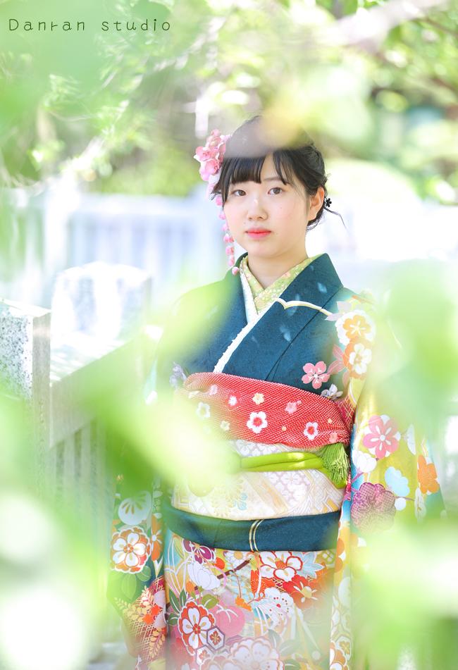 山口県 下関市 写真館 記念写真 出張撮影 カメラマン 成人式 振袖レンタル