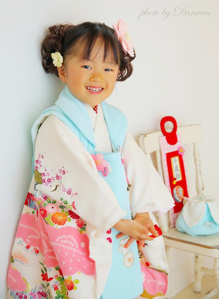 山口県下関市で七五三の貸衣装やお写真なら人気の写真館だんらんスタジオ(新下関から車で10分)