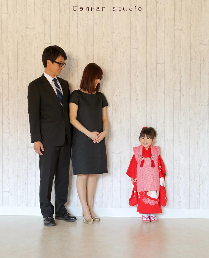 山口県下関市で七五三の貸衣装や記念写真ならだんらんスタジオへ
