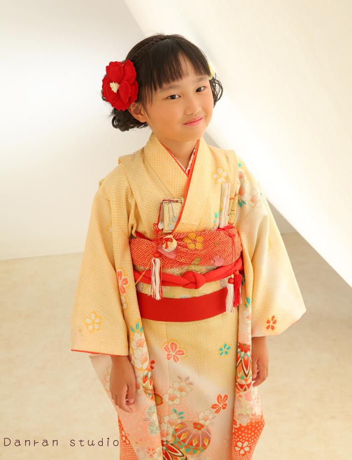 下関市 写真館 七五三 子供写真