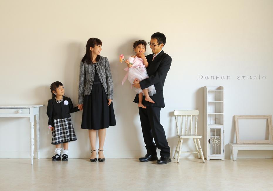 下関 新下関 写真館 753 七五三 子供写真 家族写真