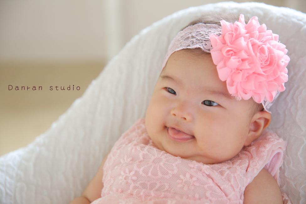 お宮参り・百日祝いなど赤ちゃんのお祝いなら記念写真|山口県下関市