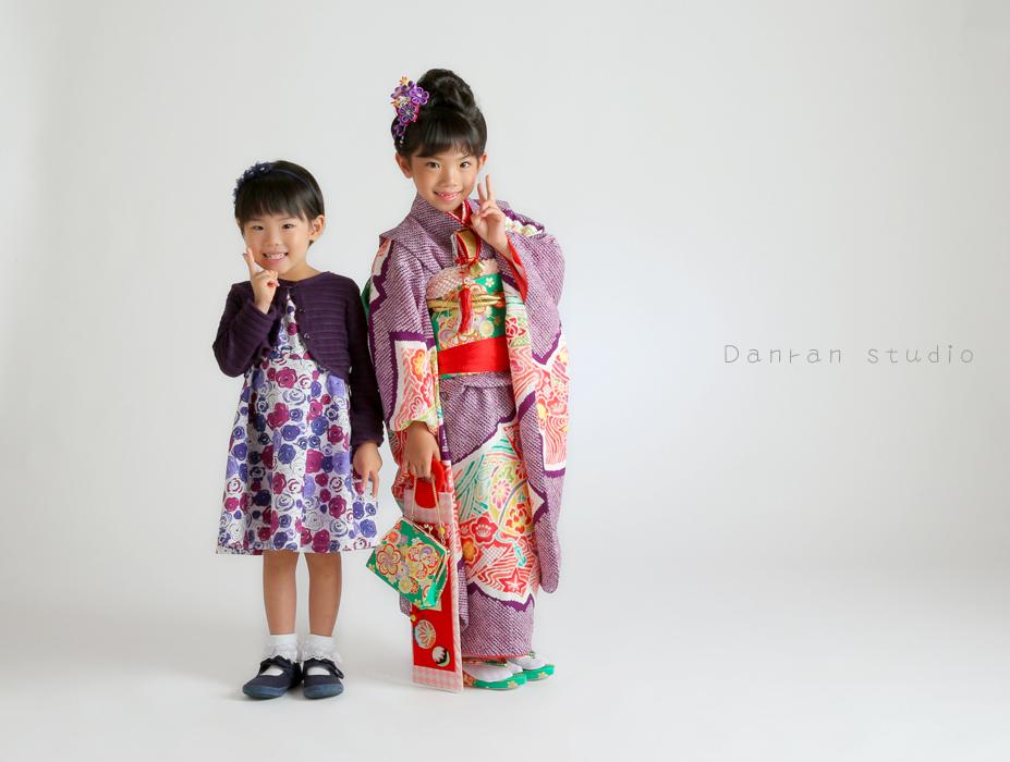 山口県下関市で住吉神社さんや亀山八幡宮さん、赤間神宮さんへ七五三のお参りをされるなら貸衣装とお写真はだんらんスタジオへ