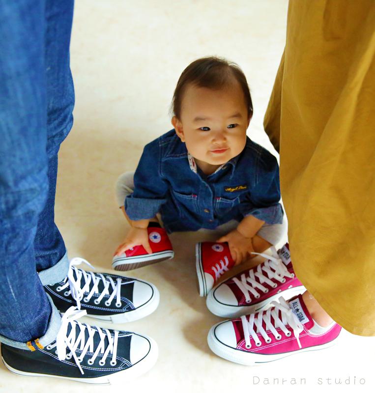 山口県下関市で人気の子供写真館だんらんスタジオ