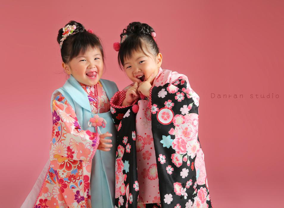 山口県下関市の七五三の写真と衣装ならだんらんスタジオ