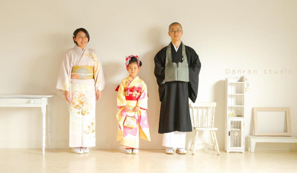 下関市で写真館の七五三写真