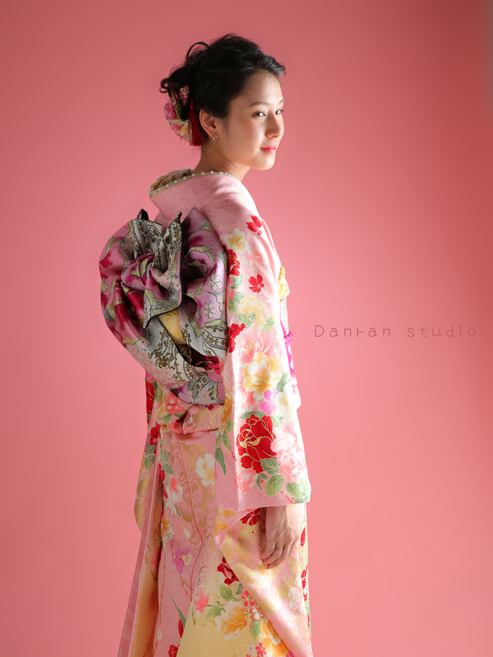 下関市成人式振袖レンタルとお写真はだんらんスタジオ