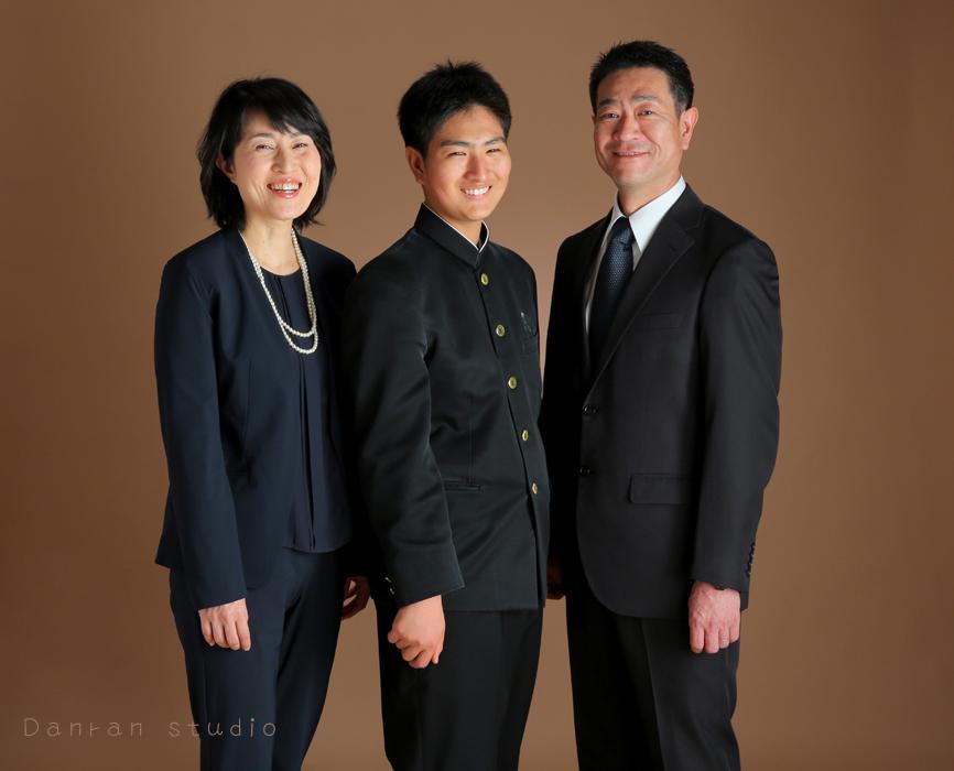 山口県下関市で、家族写真 親子の記念写真