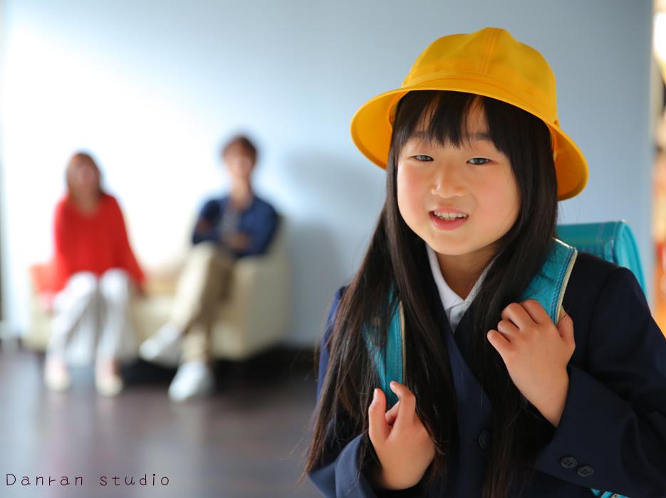 下関市の入園式や入学式の記念写真