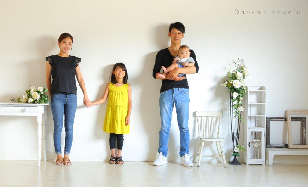家族写真は宝もの 未来に残しませんか