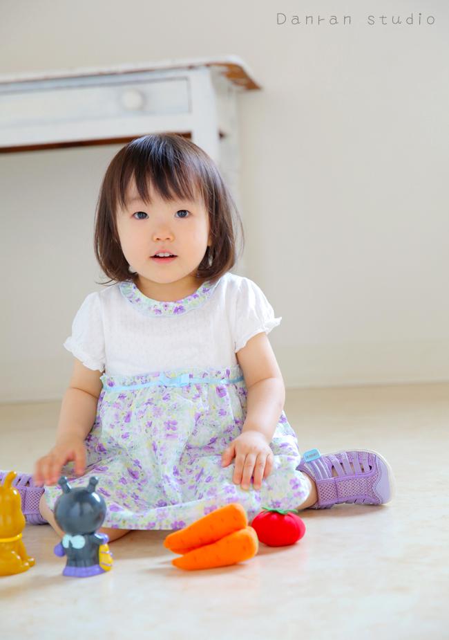 子供写真は、かわいく撮れる写真スタジオへ|山口県下関市の写真館
