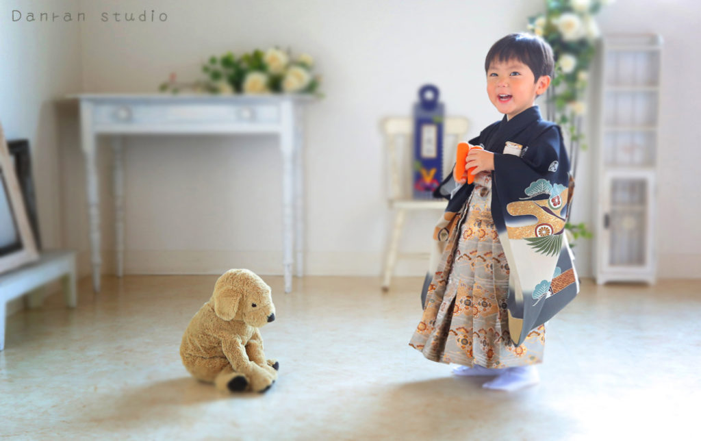 山口県下関市で七五三で神社へお参りする前に記念写真と貸衣装で前撮りしませんか