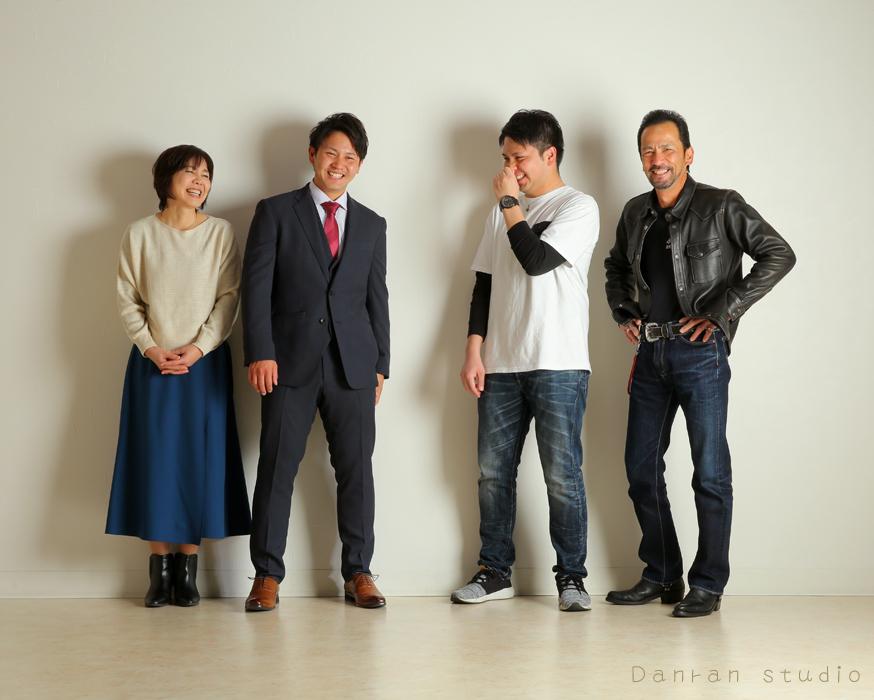 ご家族のお祝いにはプロカメラマンに撮影してもらう記念写真を残しましょう山口県下関市